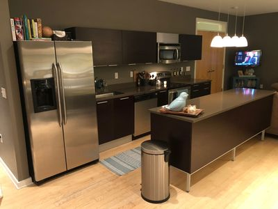 Photo for MINUTES FROM US BANK STADIUM! Modern Uptown Condo