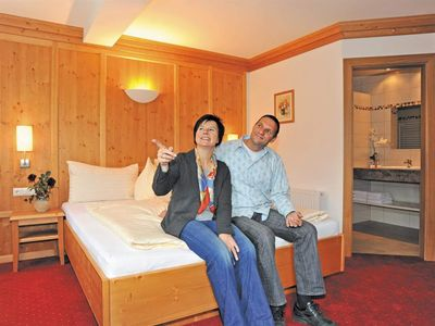 Photo for Double room with shower, WC (Golz) - Hotel / Gasthof Brunnwirt