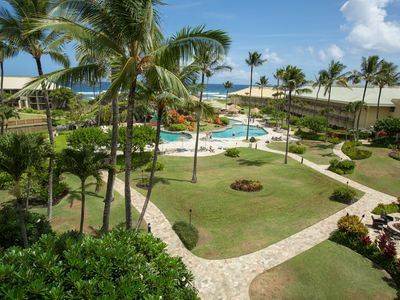 Photo for TOP FLOOR OASIS! POOL AND OCEAN VIEWS COME ENJOY PARADISE TODAY!