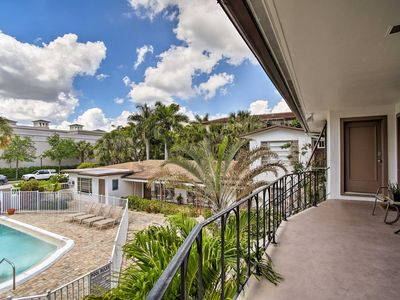 Photo for NEW! Fort Lauderdale Studio-Near Las Olas & Beach!