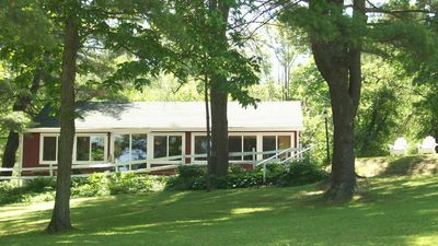 Photo for Otsego Lake - Cooperstown Lakefront Cottage - 750 feet of waterfront!
