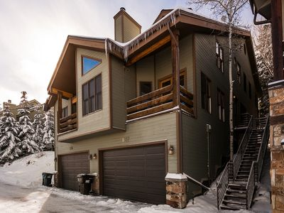Photo for Park City Retreat- 5 min walk to PC Mtn Base & 20 min to Old Town- Sleeps 12