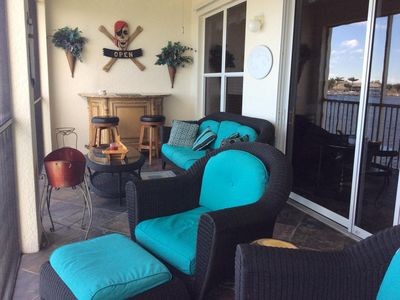 Photo for Waterfront Condo - Gulf of Mexico Access