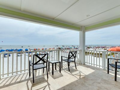Photo for Sand Dollar North Beachfront