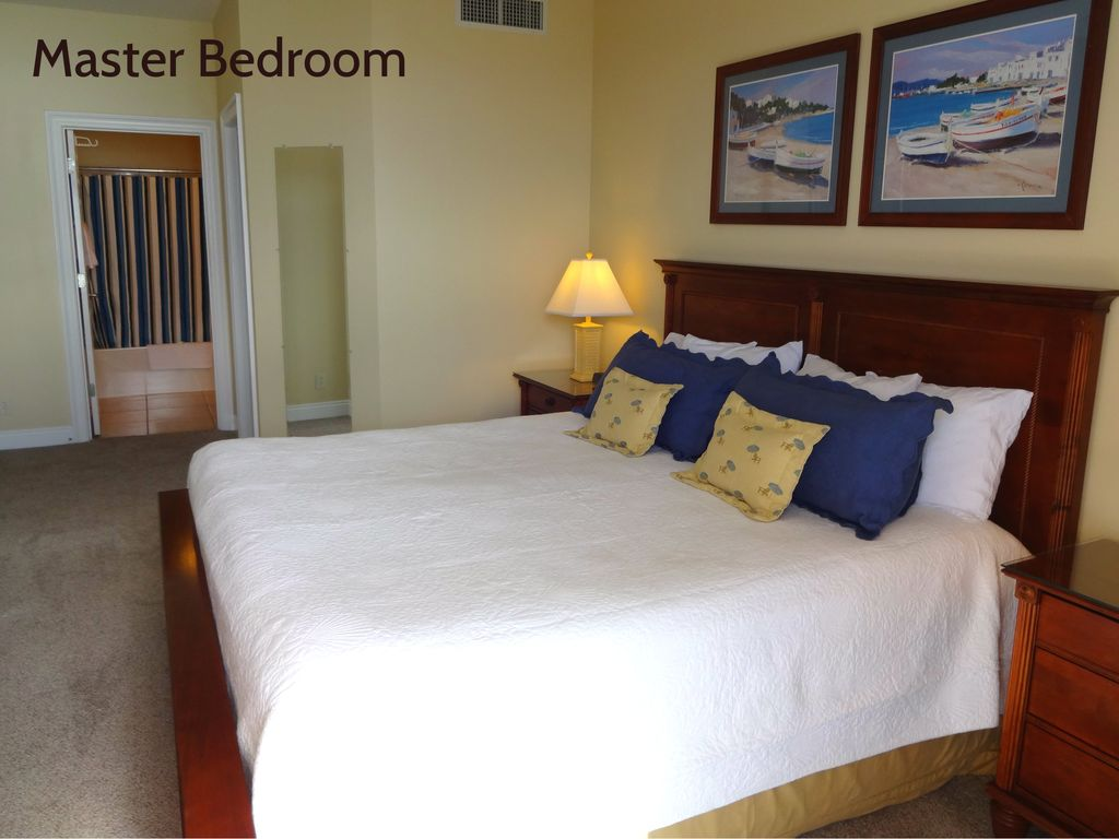 Calypso resort next to pier park in seas vrbo new carpet for 2016 in all three bedrooms amipublicfo Gallery