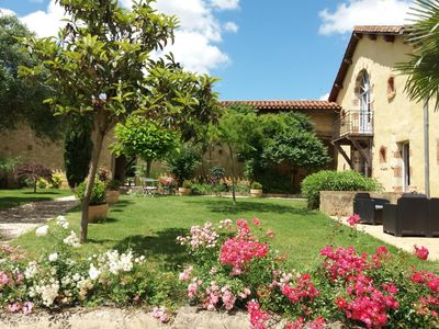 Photo for 5BR House Vacation Rental in Lasseube-Propre, Pays d'Auch