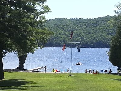 Photo for 3BR Cottage Vacation Rental in Schroon Lake, New York