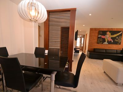 Photo for GAVIRA - 2 Br.  Family Apartment with two private terraces