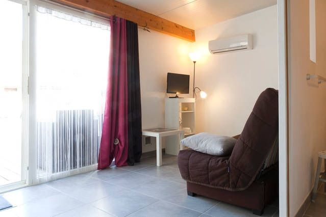 SEASONAL RENTAL STUDIO 20 M2 MONTPELLIER BEACHES ON THE ROAD - Aiguerelles