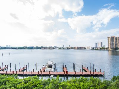 Photo for G. Bay Standard 8 | 2 Bed 2 Bath, Amazing Intracoastal Views!