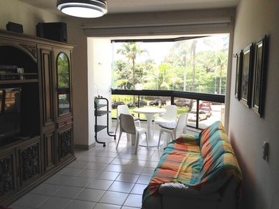 Photo for SUITABLE IN BUILDING NEAR THE SHOPPING TO A QUADRA OF THE BEACH FOR 4 PEOPLE