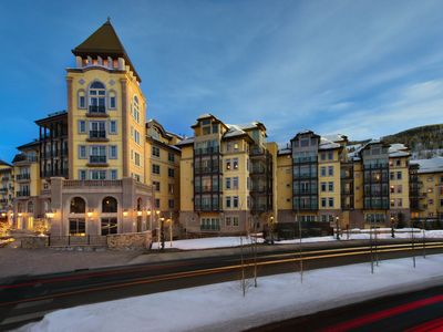 Photo for Luxury 4 Bedroom Residence at the Ritz Carlton Club Vail