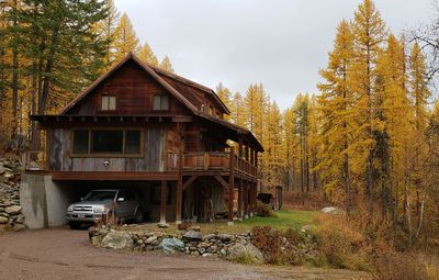Photo for Private residence located in the trees minutes from Whitefish