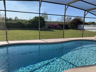 Photo for Entire Home with pool close to Disney