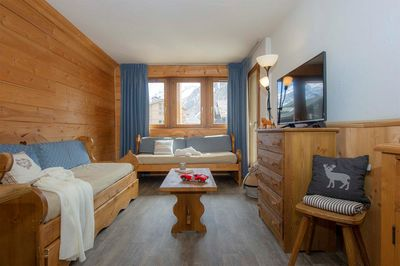 Stay in our cozy apartment in the mountains!