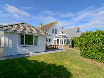 Photo for Trenala, an attractive beach house in Constantine Bay