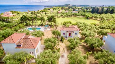 Photo for Beach Villa Roma with private pool - perfect for large groups and close to beach