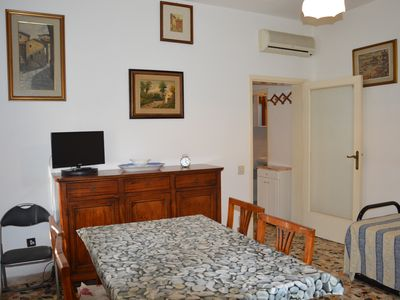 """Photo for """"Polissena 1"""" apartment in villa only 300m. from the sea"""