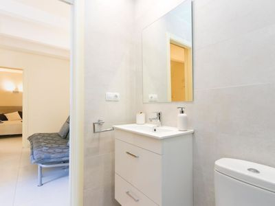Photo for Apartment Velázquez in Roses - 3 persons, 1 bedrooms
