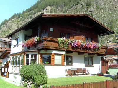 Photo for Modern Apartment in Langenfeld Tyrol near Ski Area