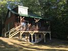 3BR Cabin Vacation Rental in Saint Albans, Maine