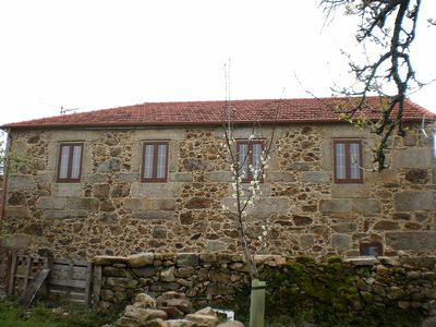Photo for Peaceful and charming stone house in Ourense