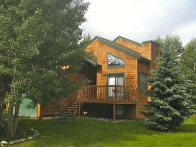 Photo for 5 star Mountainside Home with Clubhouse Access