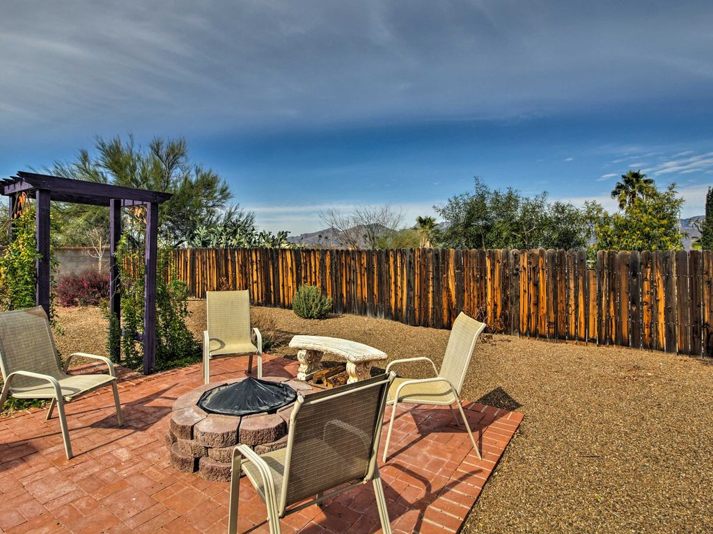 Tucson House w/ Mtn Views & Fire Pit Near H... - HomeAway