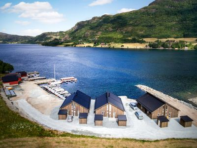Photo for Apartment Nesavika 1 (FJS558) in Stongfjorden - 6 persons, 3 bedrooms