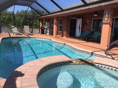 Photo for Make memories in this spacious family friendly Florida home!.