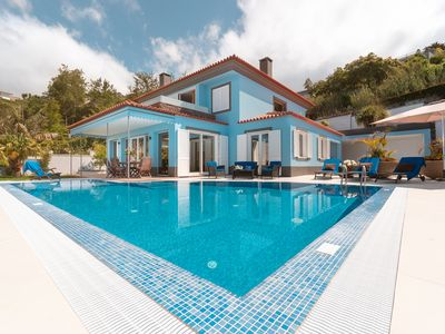 Photo for UNIQUE VILLA WITH PRIVATE POOL AND SOCCER PITCH