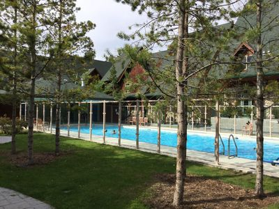 Photo for 🥇 Upscale Chalet, Mystic Springs, Heated Pool (now open!)