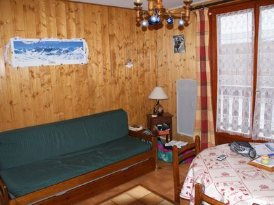 Photo for 2 rooms 4 people 2* South-West Facing