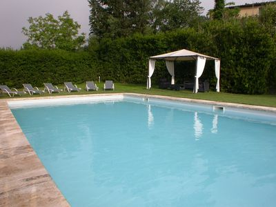 Photo for Villa Cetona with private pool and small golf