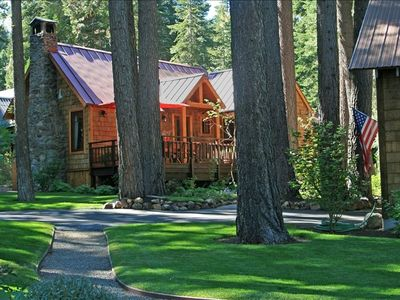 Photo for Camp Cedar Crest ~ a Luxury Compound Reminiscent of Old Tahoe