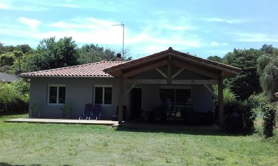 Photo for HOUSE IN QUIET LAKE LEON 400 m