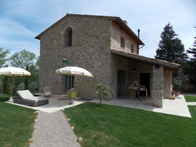 Photo for 3BR Country House / Chateau Vacation Rental in Gambassi Terme, Toscana