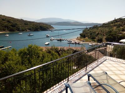 Photo for TRADITIONAL COTTAGE WITH STUNNING VIEW IN THE HEART OF SAN STEFANO BAY