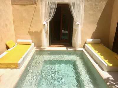Photo for Traditional Villa with very Private Plunge Pool and 50Mb Fiber WiFi