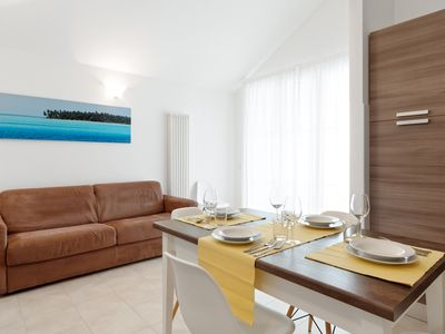 Photo for Wonderful 2bdr with patio in Marina di Ravenna