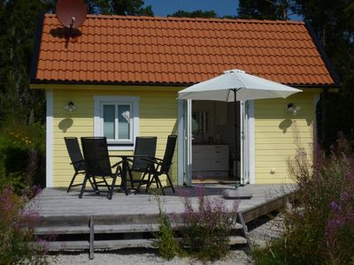 Photo for Holiday house Ljugarn for 2 persons with 1 bedroom - Holiday house