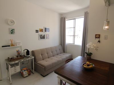 Photo for Apartment close to everything, with public transport and supermarket next door