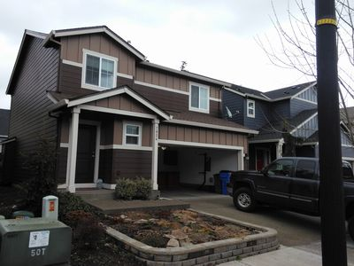 Vancouver Wa Home With Secure Parking Vrbo