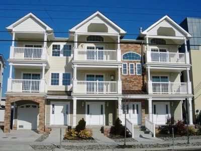 Photo for 415 EAST 19th NORTH WILDWOOD  BEAUTIFUL BEACH BLOCK 2 STORY CONDO