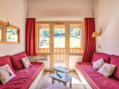 Photo for Luxury apartment in Residence Le Caroussel - Maeva Individual - 3 rooms 6 peoples Selection