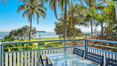 Photo for Villa 14 Tangalooma Beach front