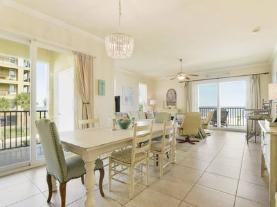 Photo for Luxury Waterfront Condo Situated Directly On Sugar White Beach, MS Gulf Coast