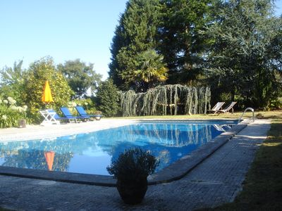 Photo for Quinta de Vilar Country House with pool near Porto