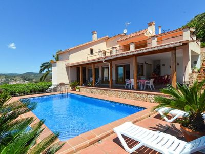 Photo for Club Villamar - Beautiful and spacious villa suitable for 7 persons with a fantastic private pool...