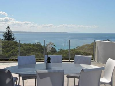 Photo for *Ocean View* Penthouse Apartment Forster - Discount - Stays of 4 nights or more